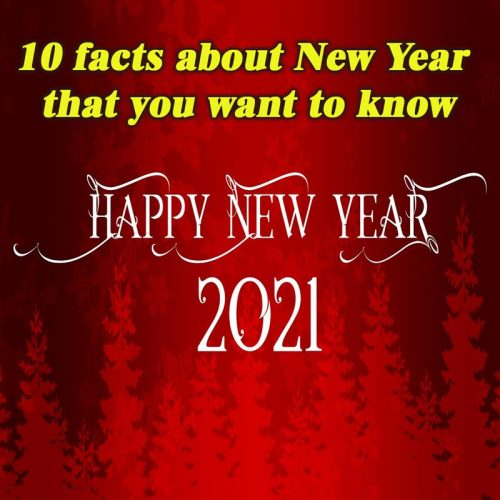 10-fact-about New year